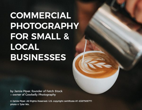 commercial photography guide for small businesses guide